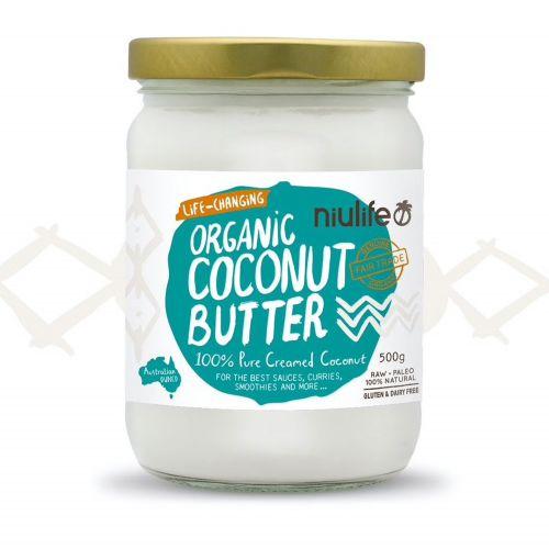 Organic Coconut Butter - 500g
