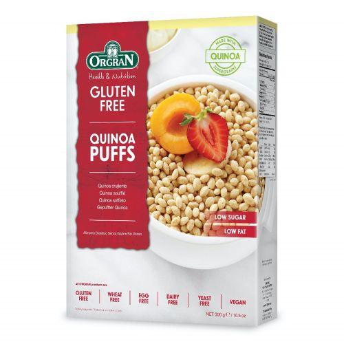 Quinoa Puffs - 300g