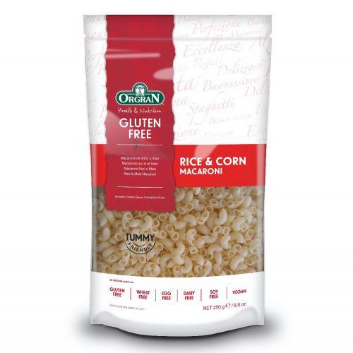 Rice & Corn Macaroni - 250g