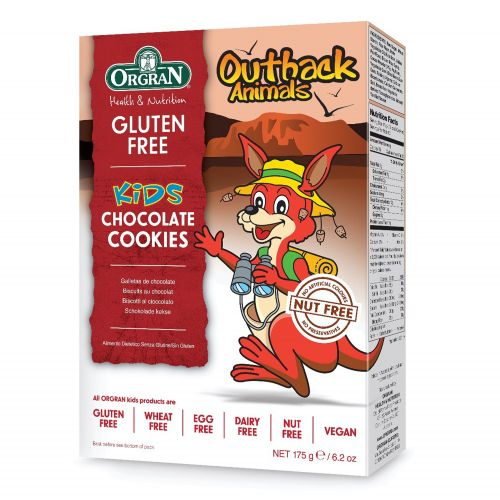 Outback Animals Chocolate Cookies - 175g