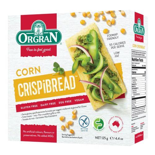 Corn Crispibread - 125g