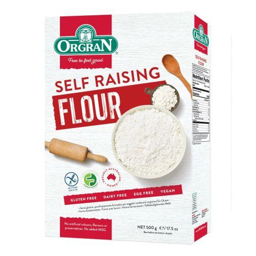 Self Raising Flour - 500g