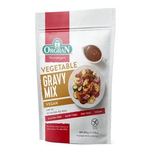 Vegetable Gravy Mix - 200g