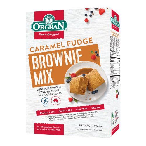 Caramel Fudge Brownie Mix - 400g