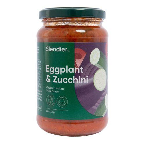Eggplant & Zucchini Italian Style Ragu Sauce - 340g