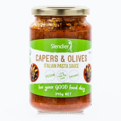Pasta Sauce Capers and Olive 340g