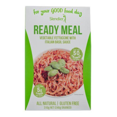Ready Meal Fettuccine with Basil Sauce 310g