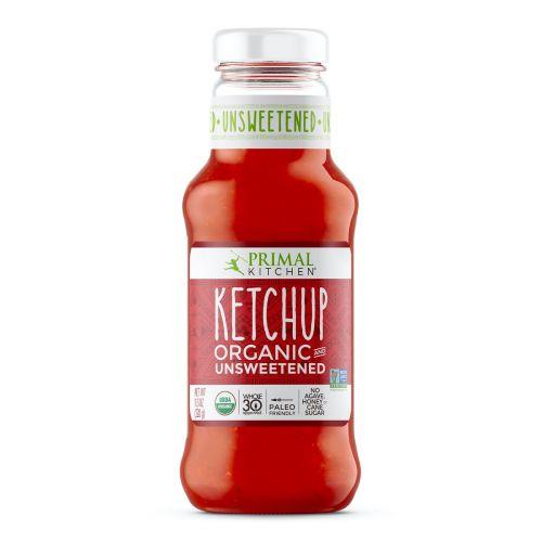 Organic Unsweetened Ketchup - 320g