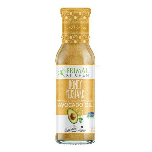 Honey Mustard Vinaigrette & Marinade (Avocado Oil) - 237ml
