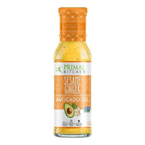 Sesame Ginger Vinaigrette & Marinade (Avocado Oil) - 237ml