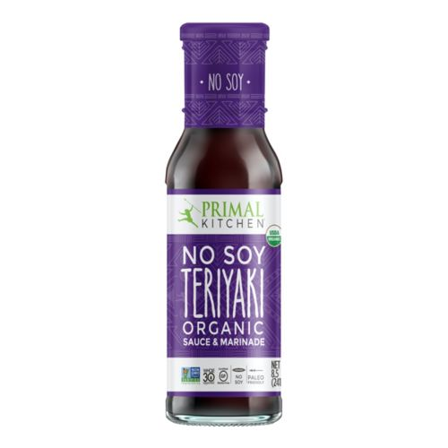 Organic No Soy Teriyaki Sauce - 237ml