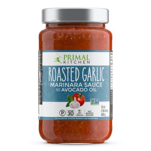 Roasted Garlic Marinara Sauce - 680g