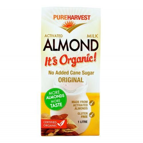 Organic Almond Milk - 1L