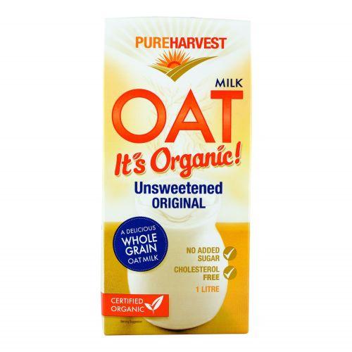 Organic Oats Milk - 1L