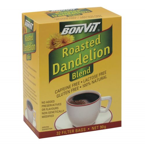 Dandelion Filter Bags - 32 Teabags