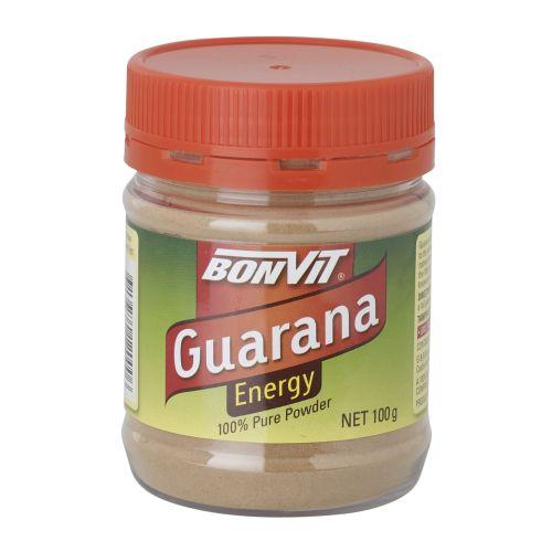 100% Guarana Powder - 100g