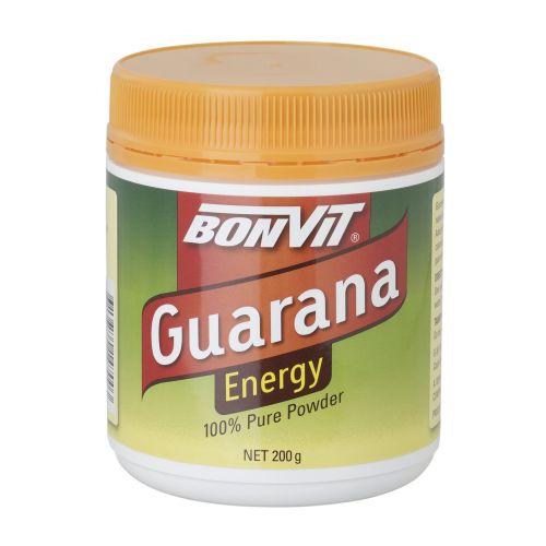 100% Guarana Powder - 200g