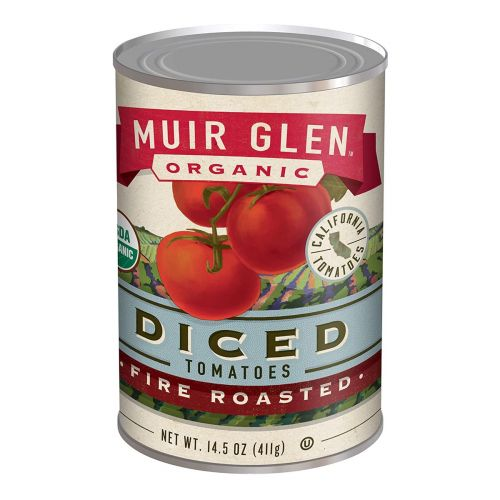 Fire Roasted Diced Tomatoes 411g
