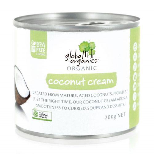 Organic Coconut Cream - 200g