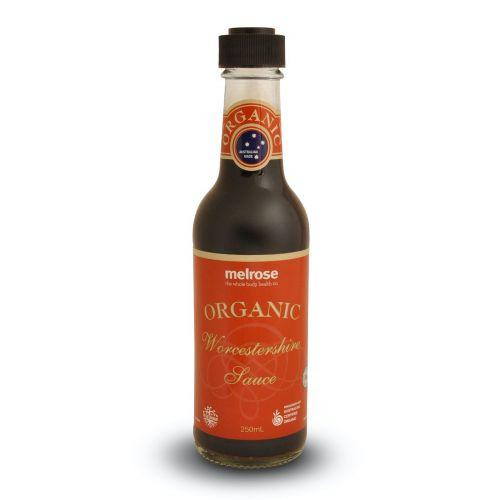 Organic Worcestershire Sauce - 250ml