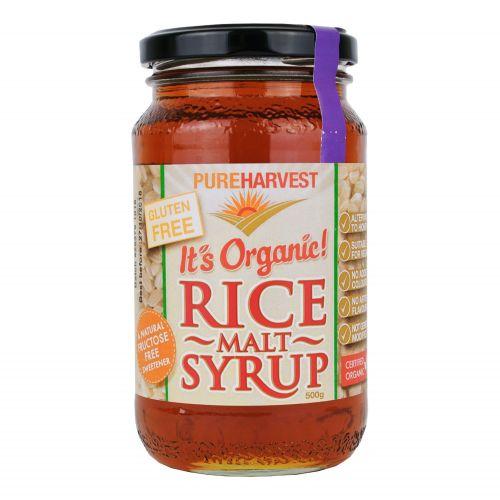 Organic Rice Malt Syrup - 500g