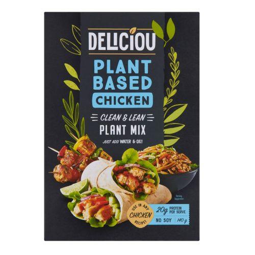 Plant Based Chicken Mix 140g
