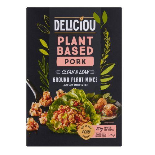 Plant Based Pork Mix 140g