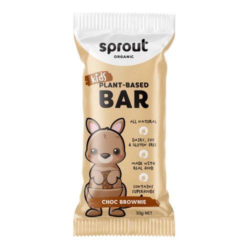 Snack Bars Choc Brownie 30g 12 Pack