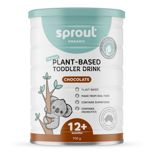 Plant-Based Toddler Drink Chocolate 700g