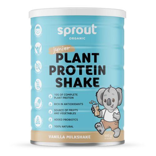 Junior Protein Shake Vanilla Milkshake 660g