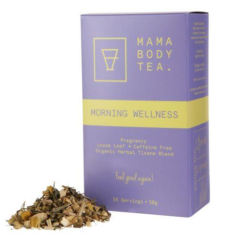 Morning Wellness Loose Leaf Tea - 50g