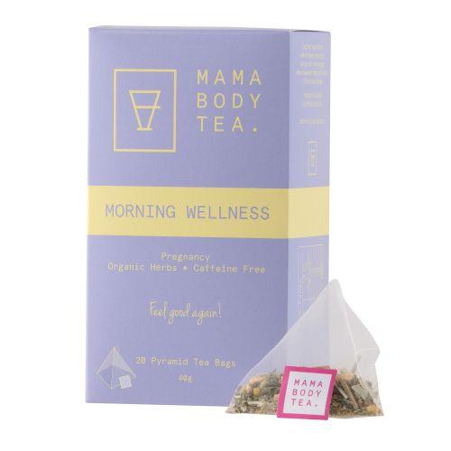 Morning Wellness Tea - 20 Pyramid Tea Bags 40g