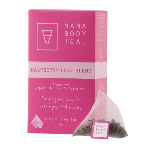 Raspberry Leaf Blend - 20 Pyramid Tea Bags 40g