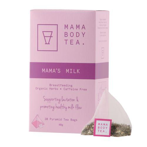 Mamas Milk - 20 Pyramid Tea Bags 40g