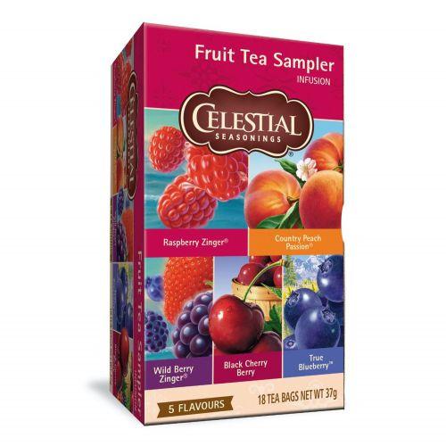 Fruit Sampler 5 Flavours - 18 Teabags