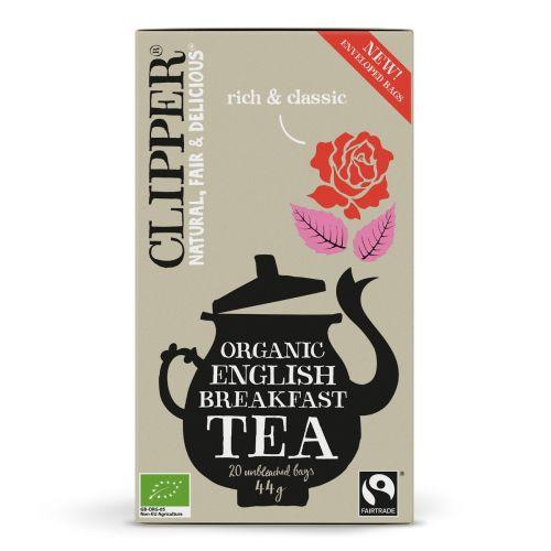 Organic English Breakfast Tea - 20 Teabags