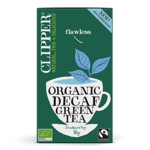 Organic Green Tea Decaf - 20 Teabags