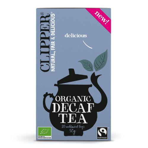 Organic Decaf Black Tea - 20 Teabags