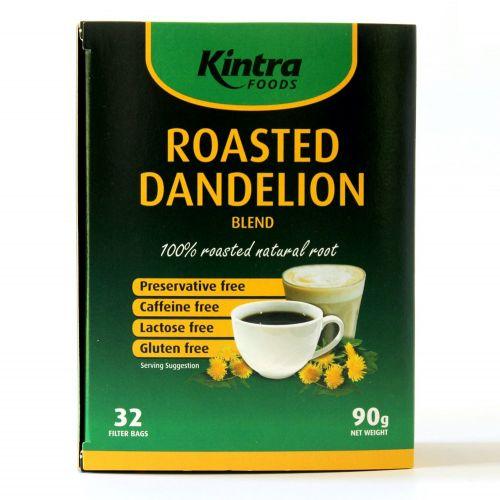 Roasted Dandelion Blend - 32 Filter Bags 90g