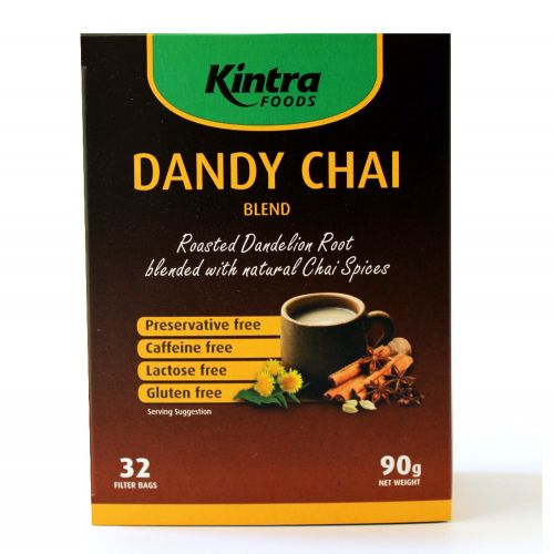 Roasted Dandy Chai Blend - 32 Filter Bags 90g