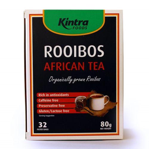 Rooibos African Tea - 32 Tea Bags 80g