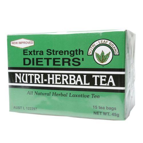 Extra Strength Slim Tea - 15 Teabags