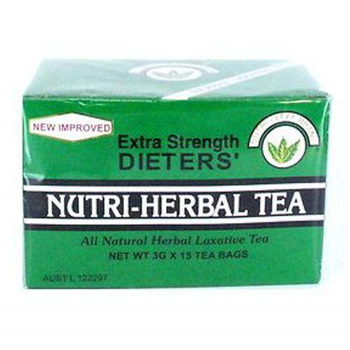 Extra Strength Herbal Tea - 15 Teabags