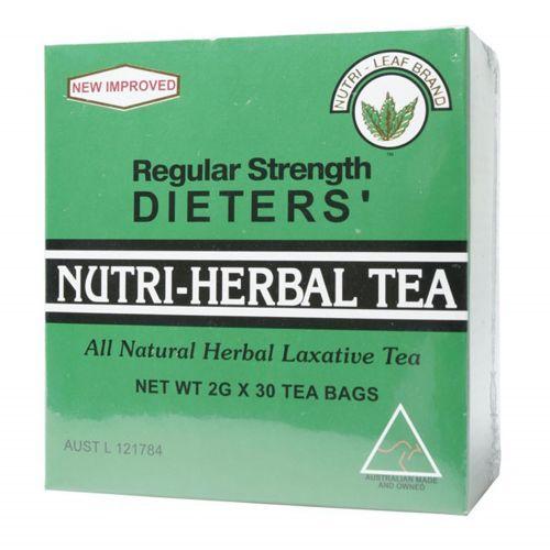 Regular Strength Herbal Tea - 30 Teabags