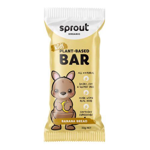 Snack Bars Banana Bread 30g 12 Pack