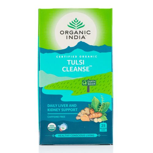 Tulsi Cleanse Tea - 25 Teabags