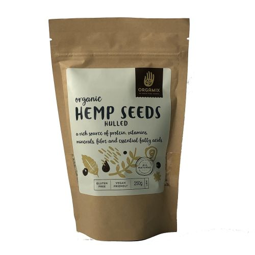 Hulled Hemp Seeds - 250g