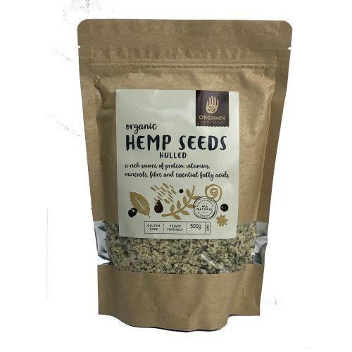 Hulled Hemp Seeds - 500g