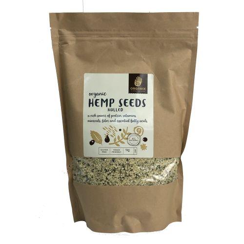Hulled Hemp Seeds - 1kg