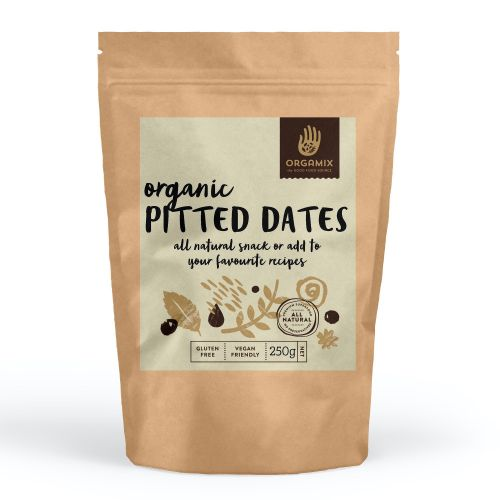 Organic Pitted Dates - 250g